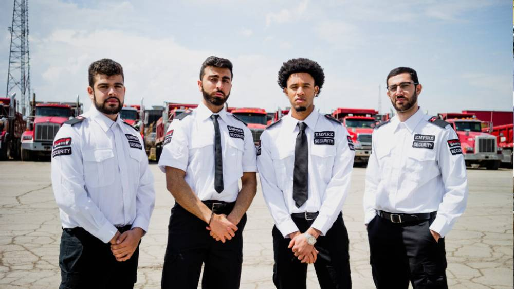 Empire security guards